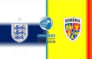 ANGLIA - ROMANIA LIVE TVR EURO 2019 U21 VIDEO STREAM