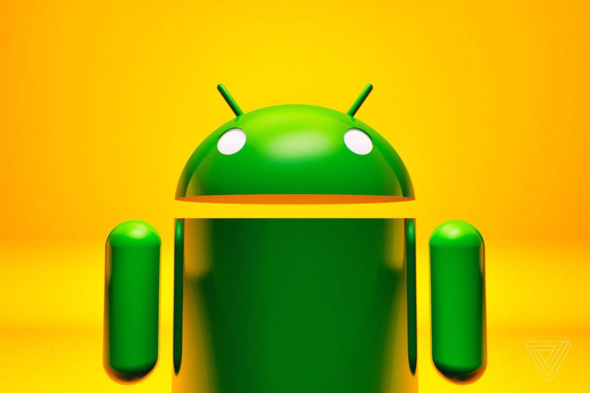 Android 9 apple