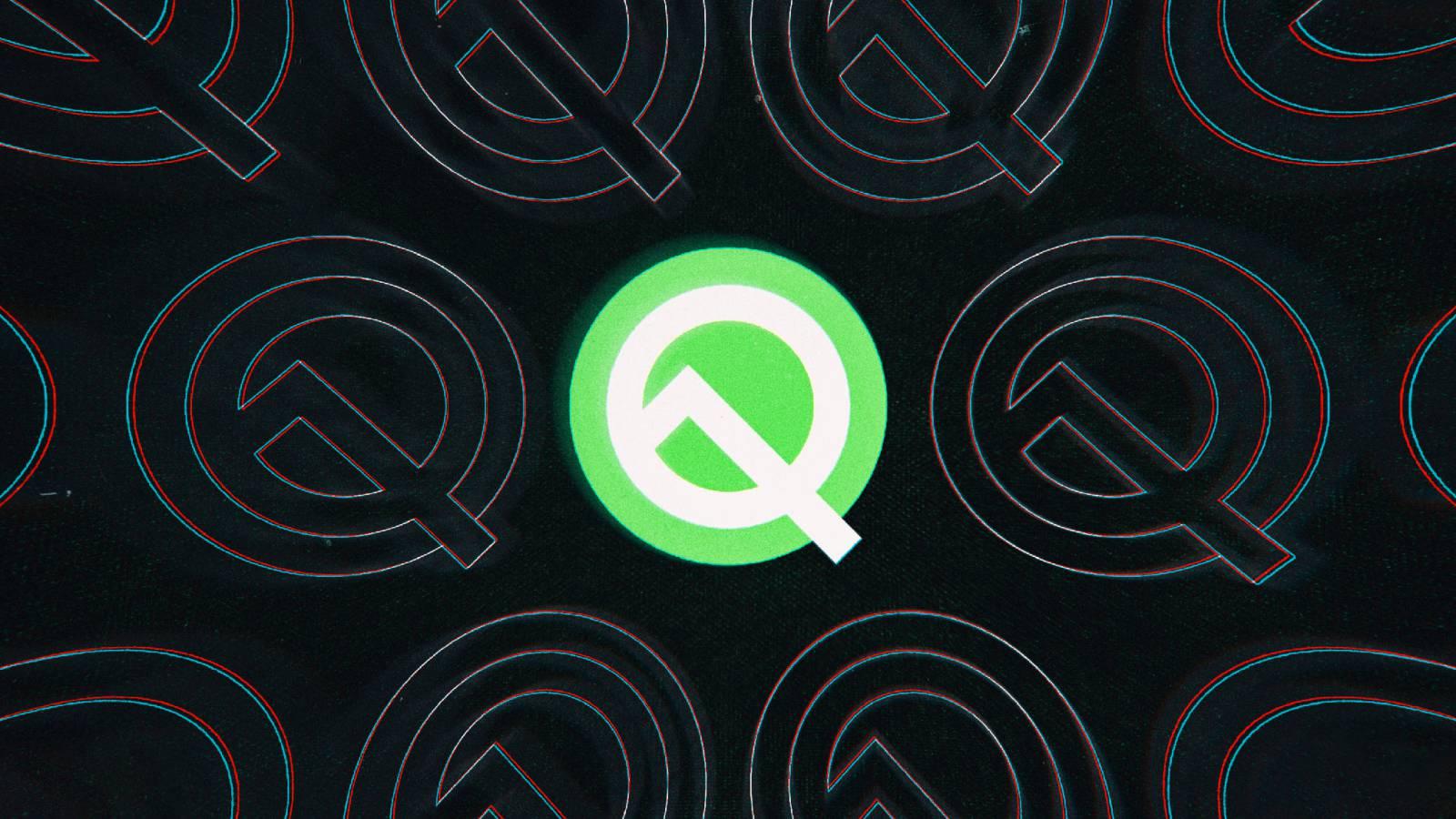 Android Q atentie ecran