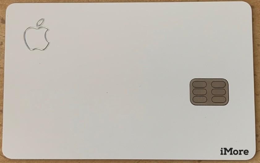 Apple Card imagini fata