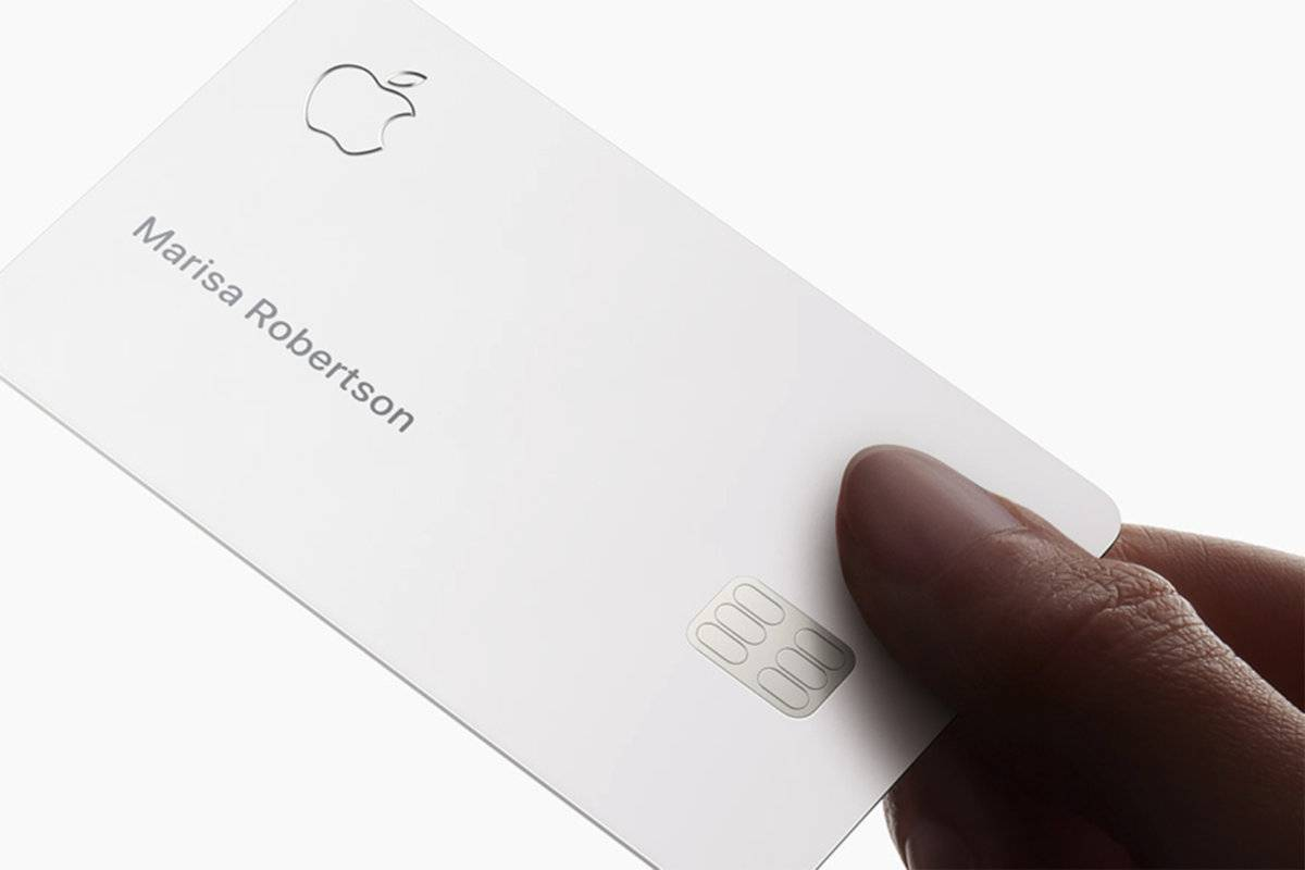 Apple Card imagini