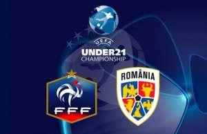 FRANTA - ROMANIA LIVE TVR EURO 2019 U21