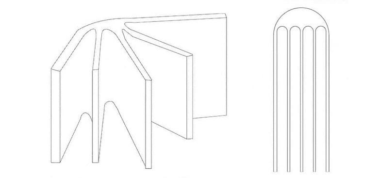 Google pixel pliabil brevet
