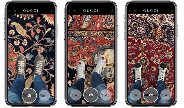 Gucci incaltaminte iphone ar