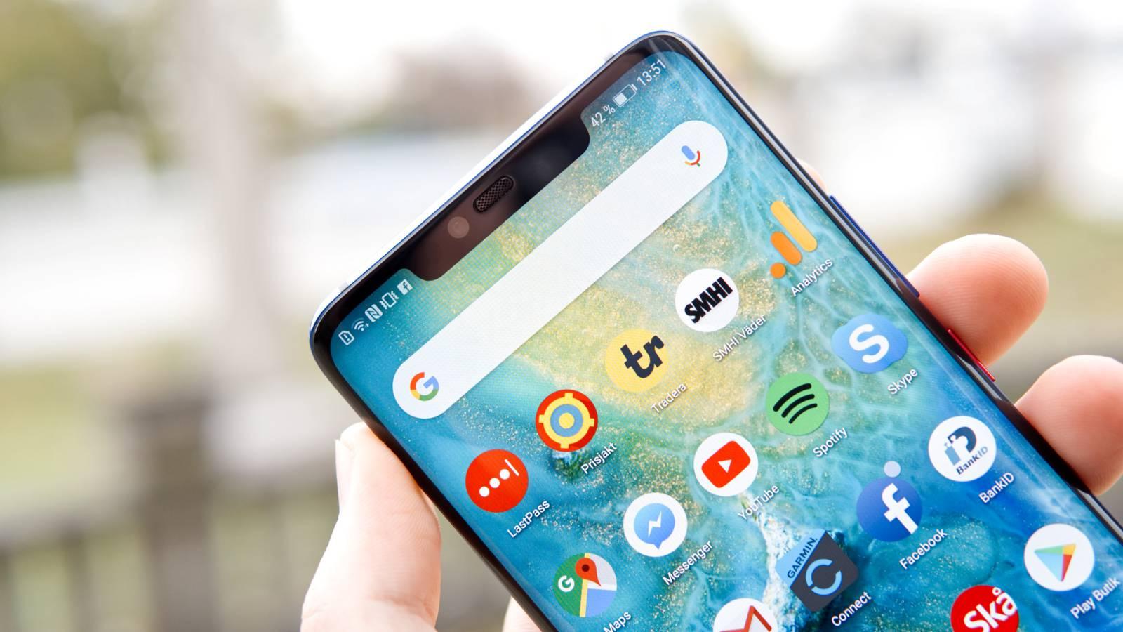 Huawei MATE 30 PRO distruge iphone 11