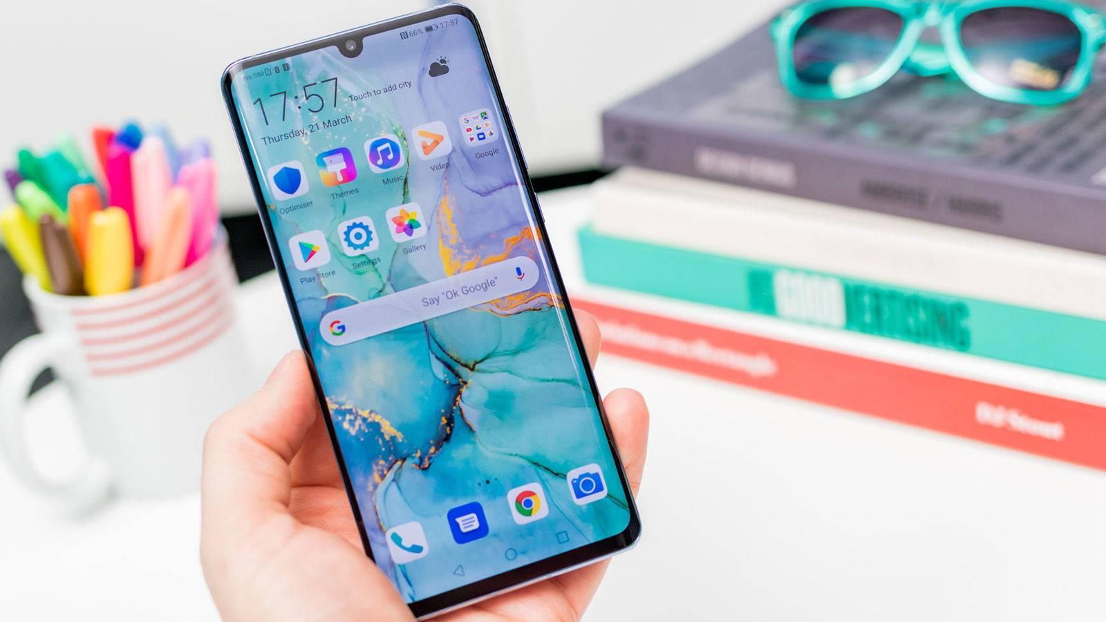 Huawei P30 PRO actualizare