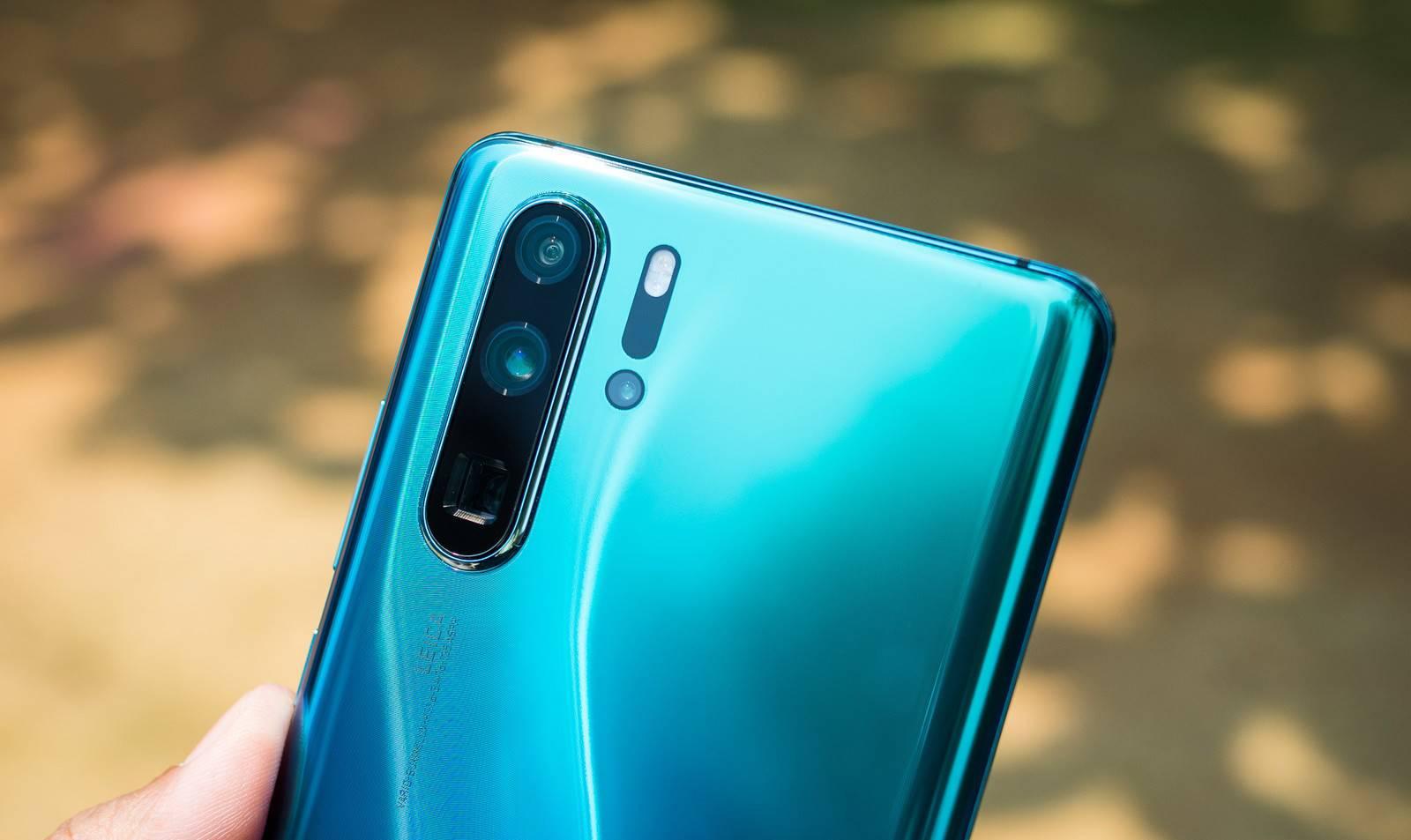 Huawei P30 Pro update poze camera