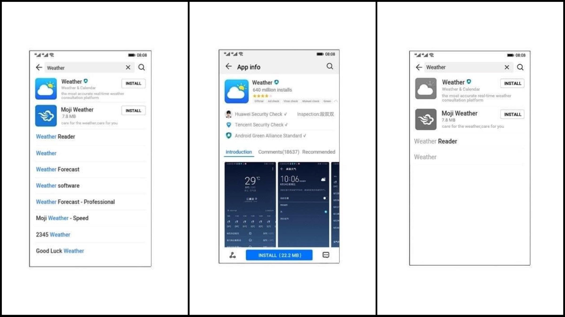 Huawei ark os inlocuitor android hongmeng