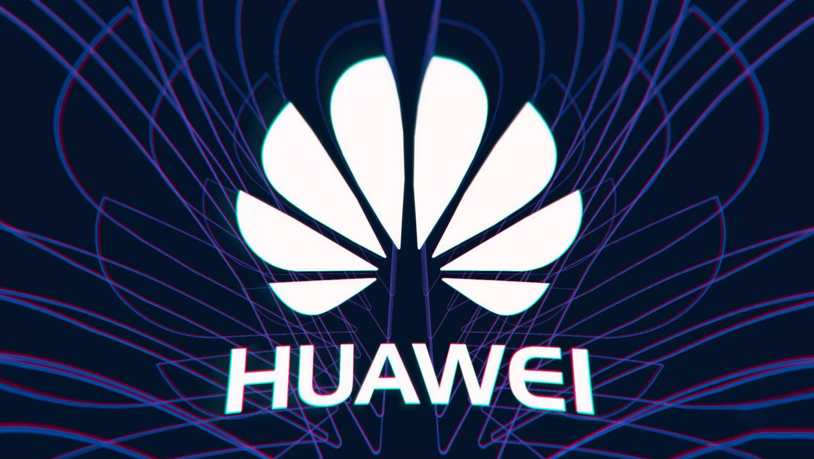 Huawei productie