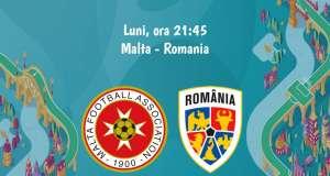 MALTA – ROMANIA LIVE PRO TV FOTBAL EURO 2020