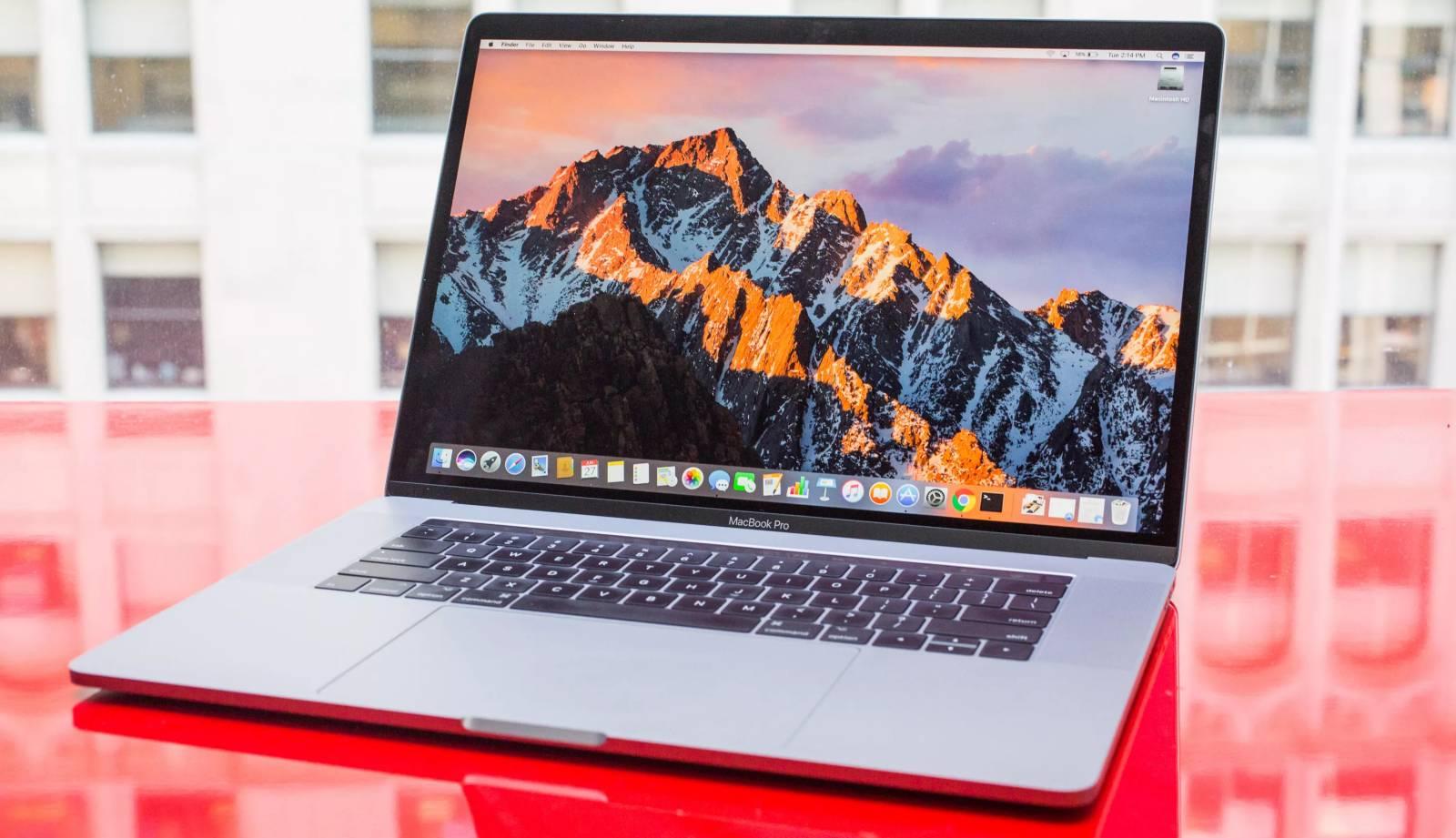 MacBook Pro 16 Inch lansare