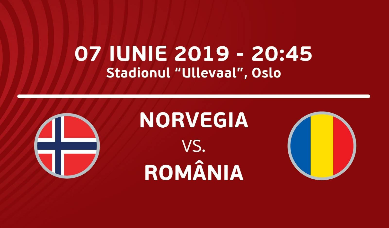 NORVEGIA - ROMANIA PRO TV LIVE EURO 2020