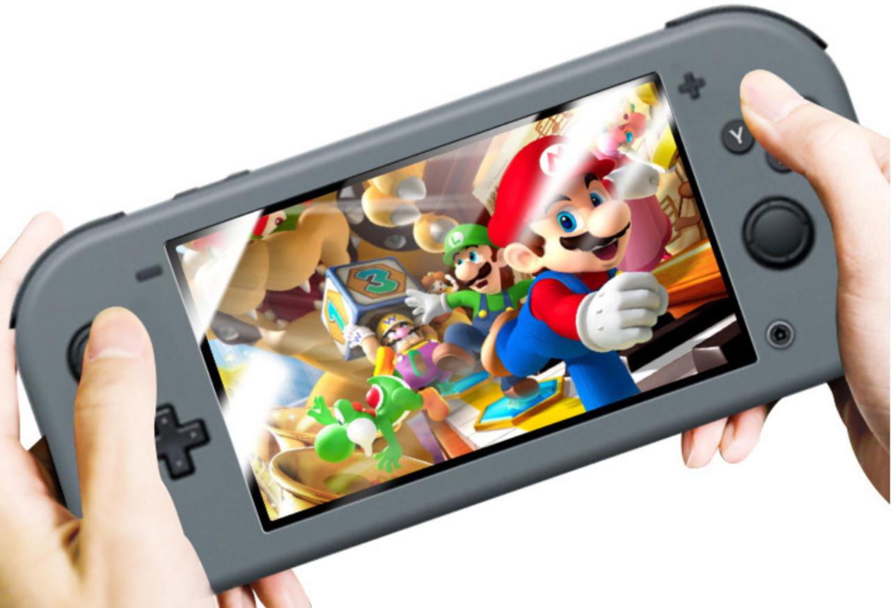 Nintendo Switch Mini imagine