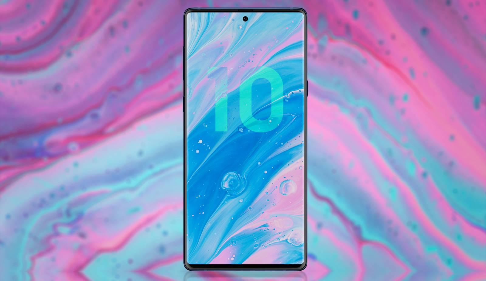 Samsung GALAXY NOTE 10 imagini
