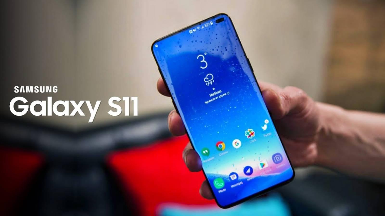 Samsung GALAXY S11 amd