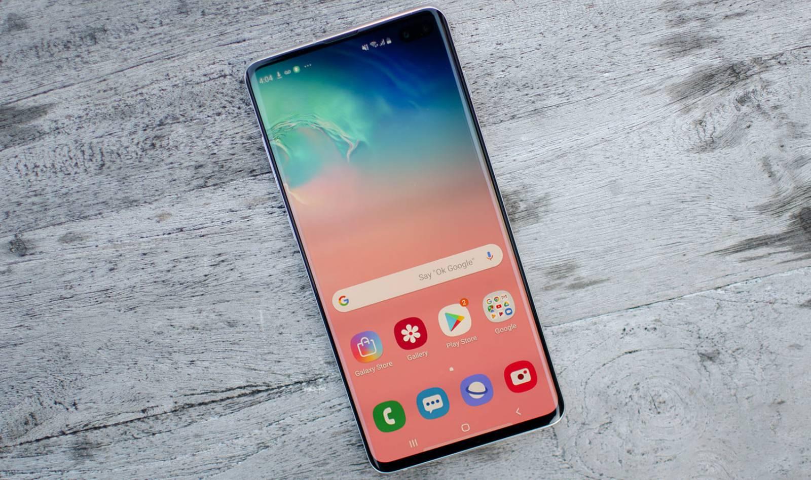 Samsung Galaxy S10 olanda