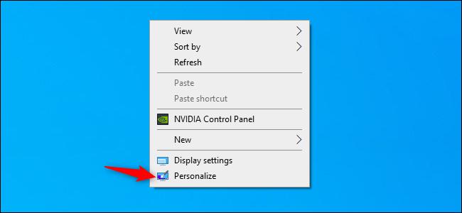 Windows 10 light tema