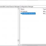 Windows 10 registre backup