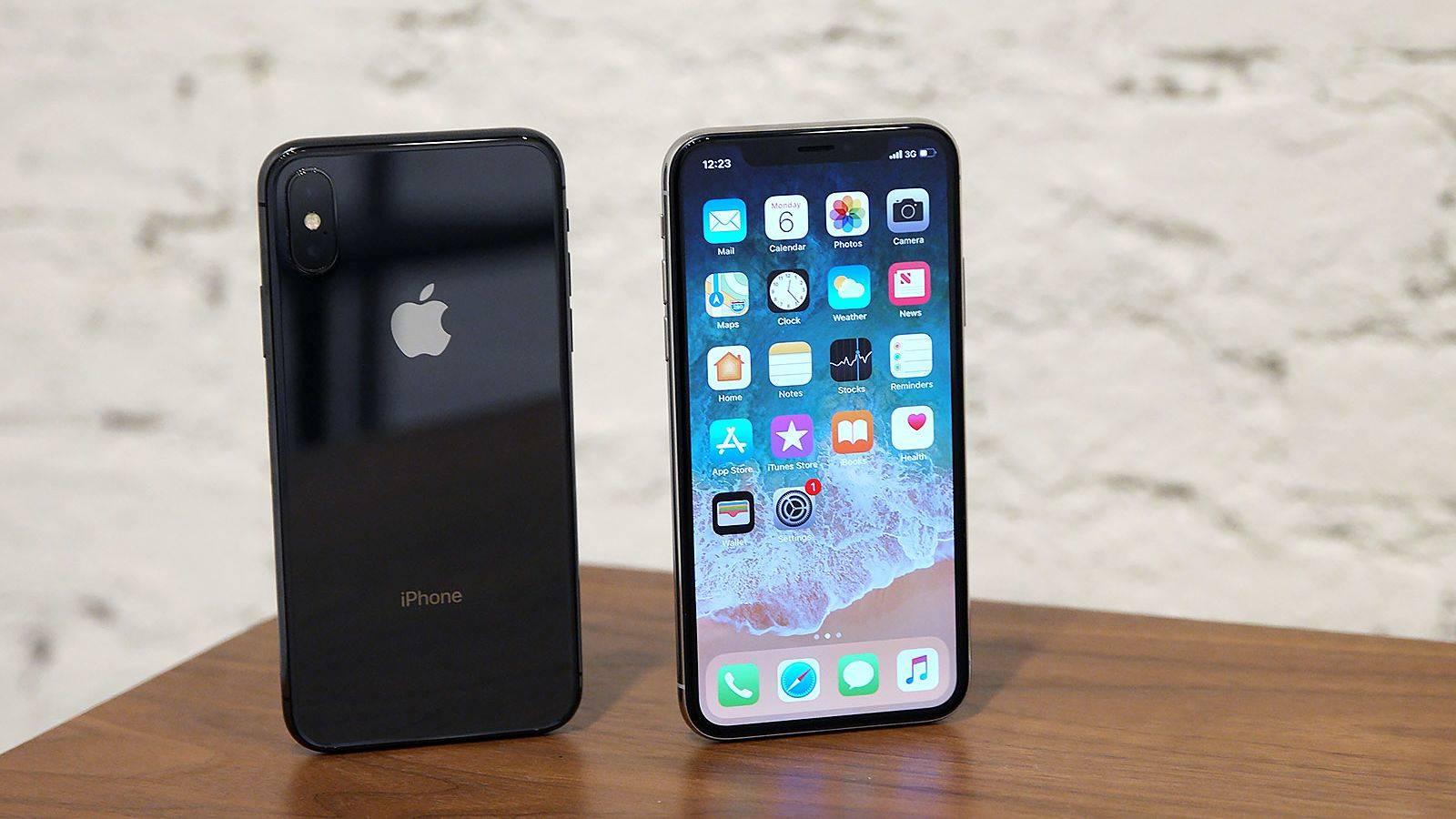 apple productie iPhone huawei