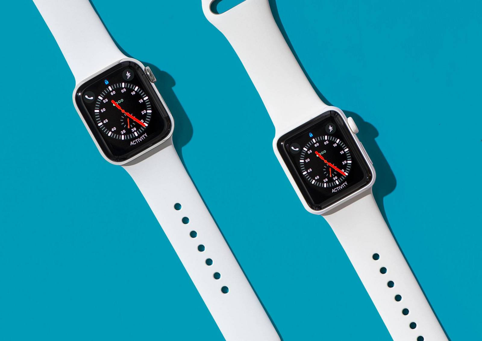 apple watch salvat femeie accident rutier