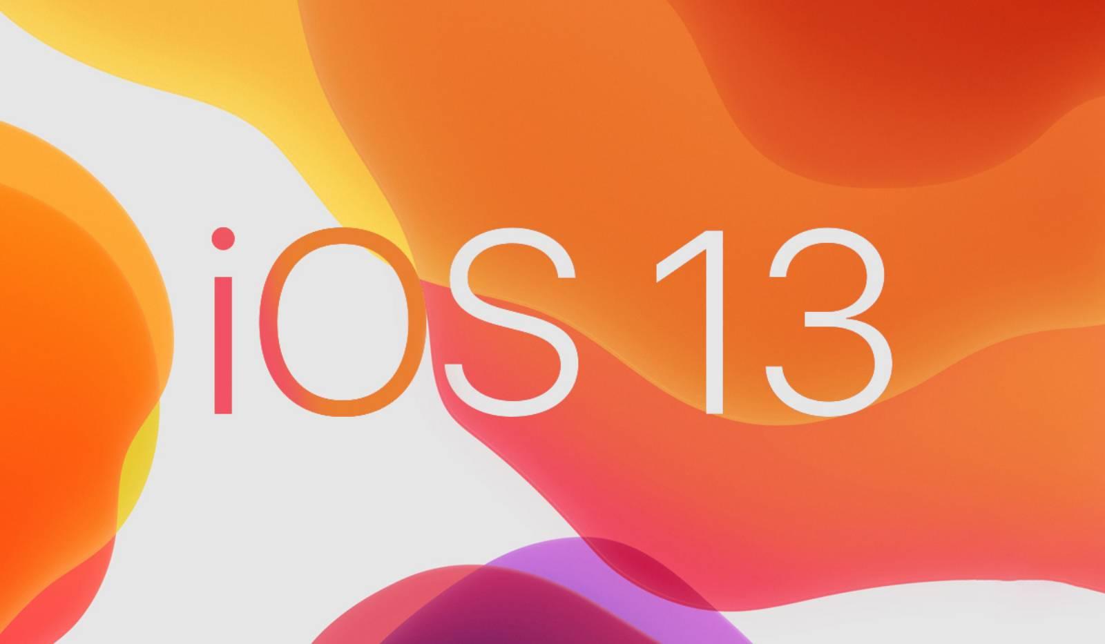 iOS 13 Public Beta instalare