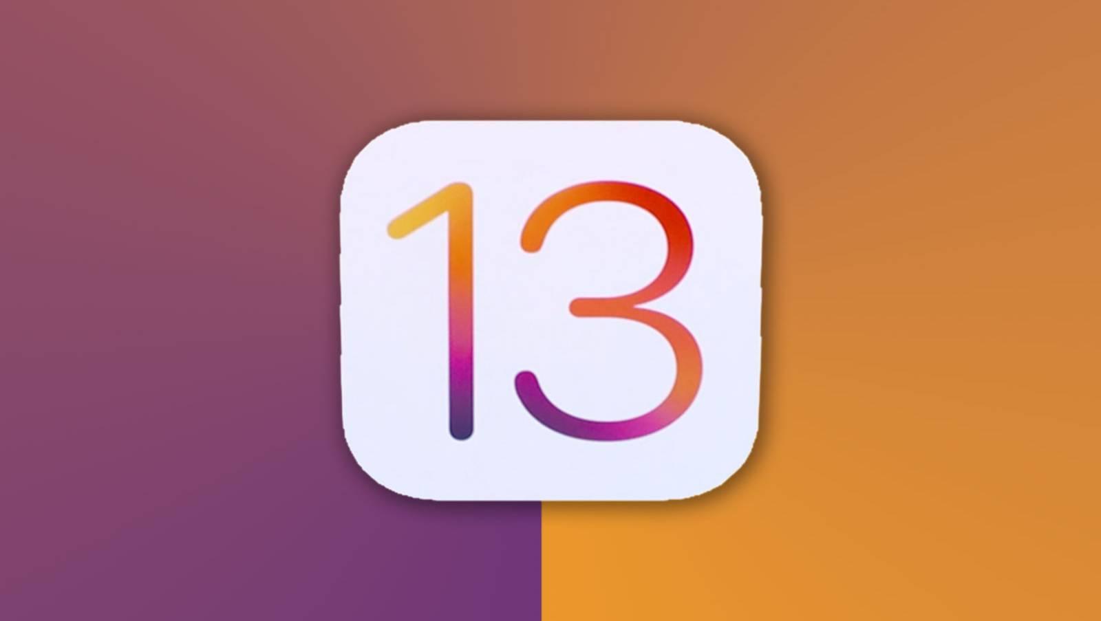 iOS 13 aplicati ecran blocare