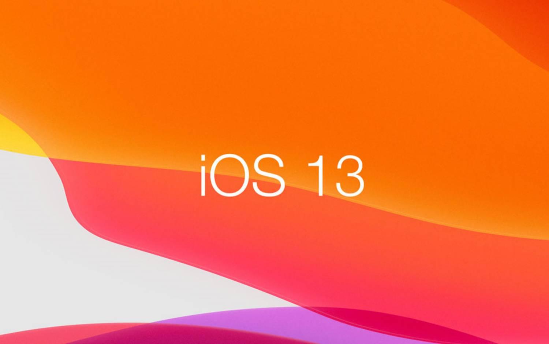 iOS 13 public beta performante