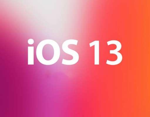 iOS 13 voice control