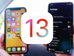ios 13 performante iphone
