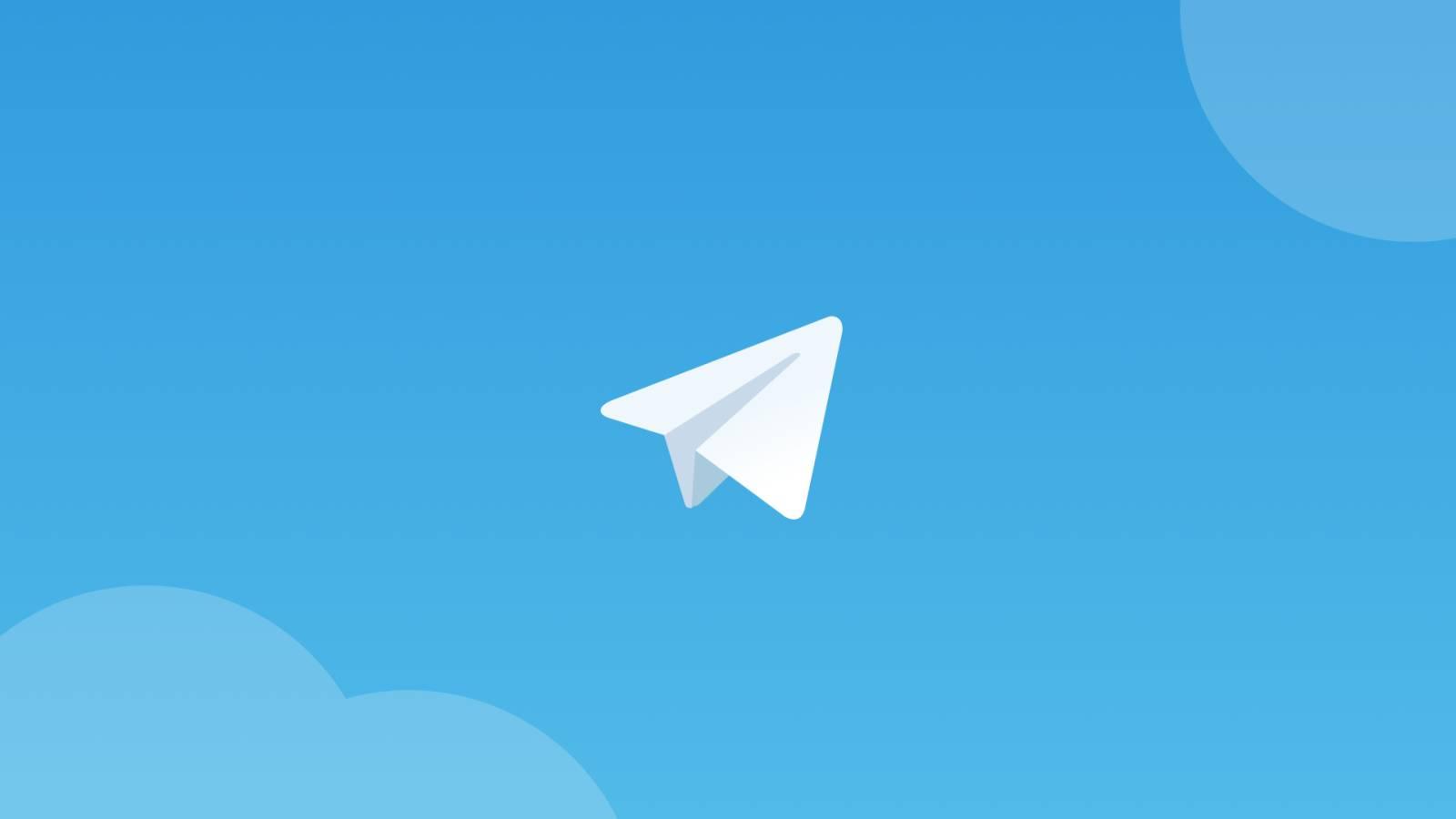 telegram update 5.8