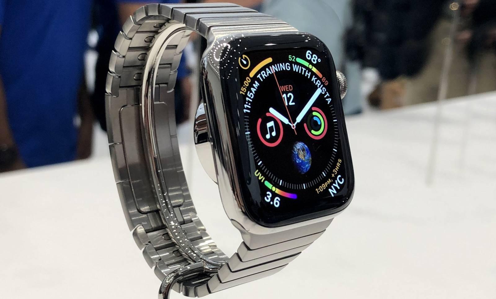 Apple Watch salvat inec