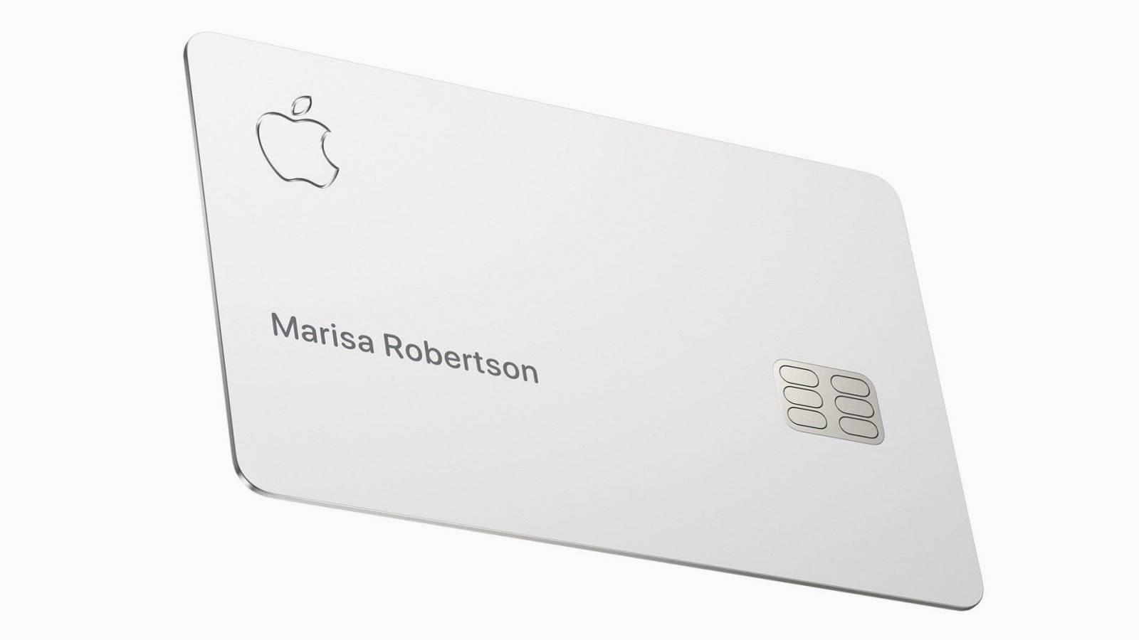 Apple anunta in sfarsit Lansarea Apple Card pentru Clienti