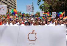 Apple gay parade 2019
