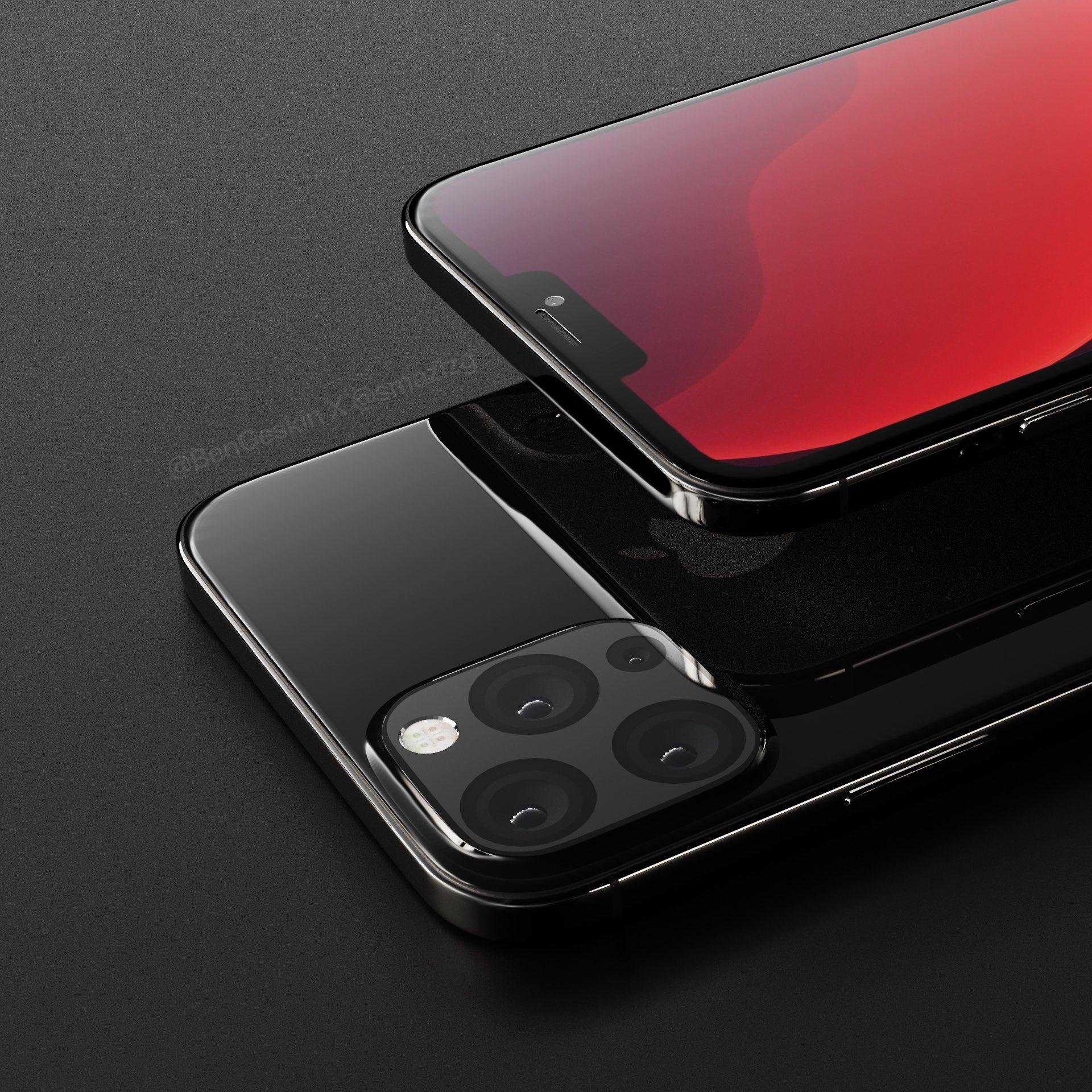 Asa Arata iPhone 12 Camera Cvadrupla Apple foto