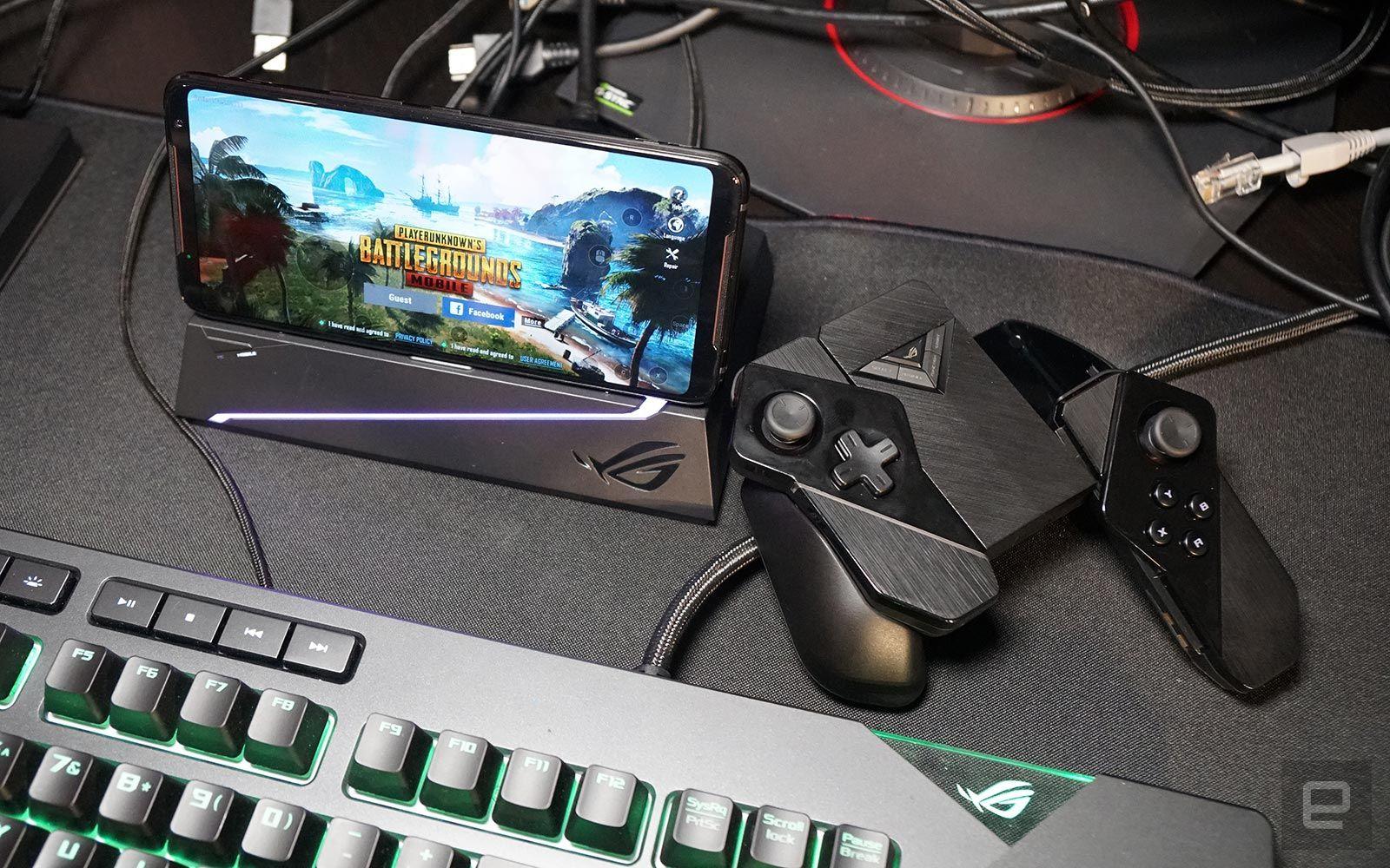 Asus ROG Phone II accesorii