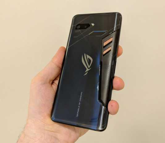 Asus ROG Phone II puternic smartphone