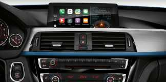 BMW carplay abonament
