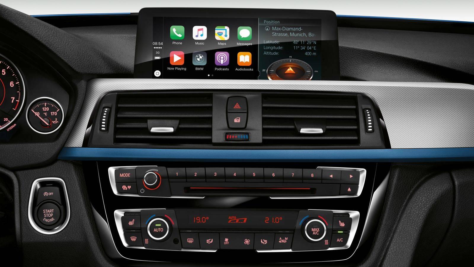 BMW carplay abonament