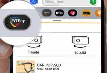 Banca Transilvania Apple Pay Cash Romania
