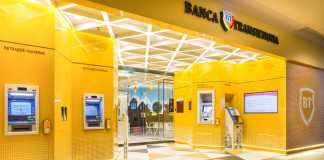 Banca Transilvania RETRAGERI Bancomate Apple Pay