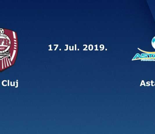 CFR CLUJ - ASTANA LIVE DIGISPORT FOTBAL CHAMPIONS LEAGUE