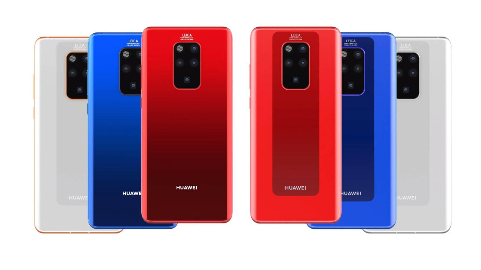 Camera Huawei MATE 30 PRO are SPECIFICATIILE Dezvaluite
