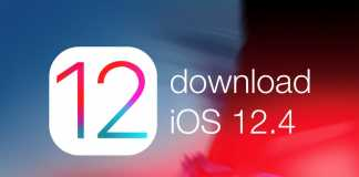 Descarca iOS 12.4 iPhone, iPad, iPod Touch