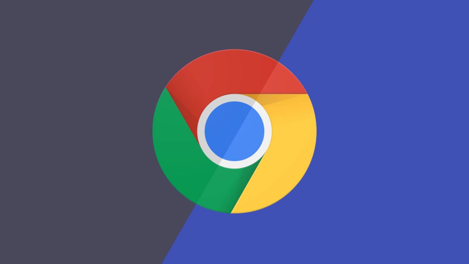 Google Chrome buton video muzica browser