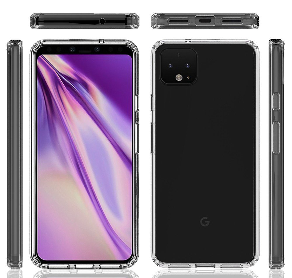 Google Pixel 4 XL arata multumit design
