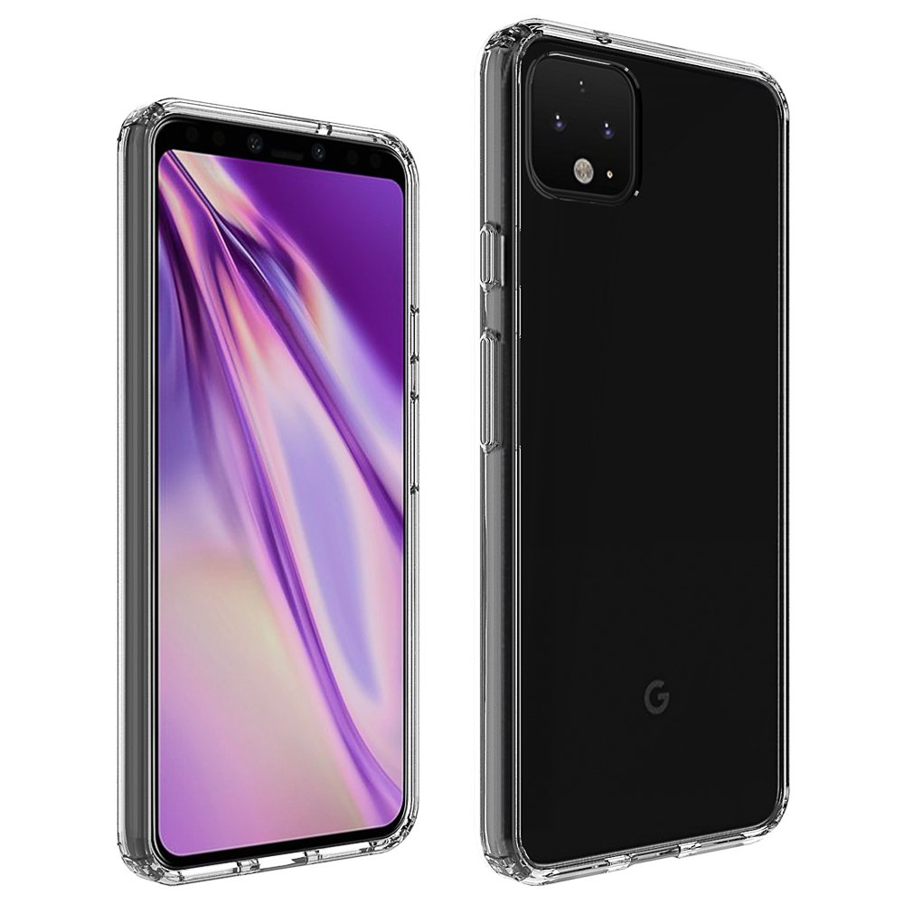 Google Pixel 4 XL arata multumit lateral