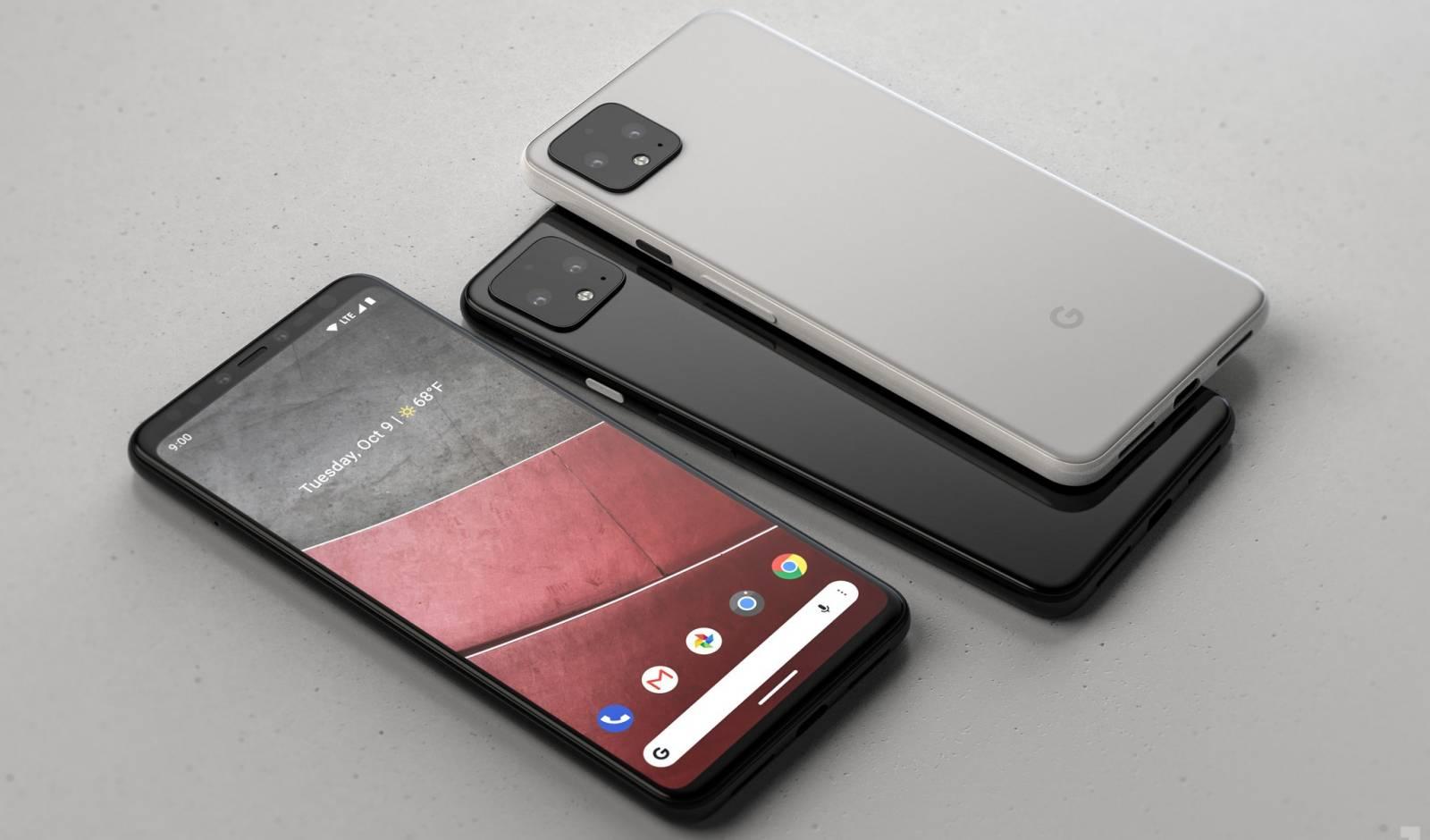Google Pixel 4 XL arata multumit