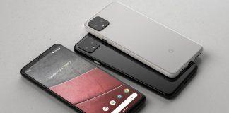 Google Pixel 4 XL design nou