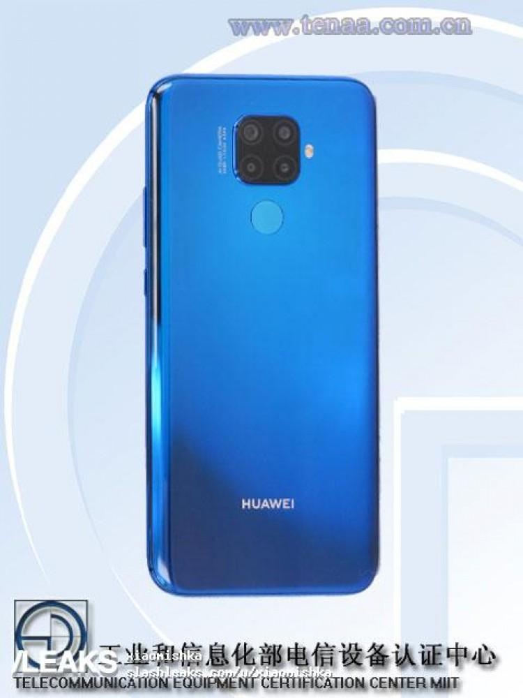 Huawei MATE 30 LITE carcasa