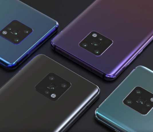 Huawei MATE 30 PRO snapdragon 855 plus